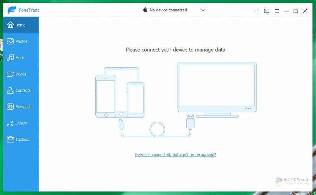 Aiseesoft FoneTrans 9.1 One-Click Download