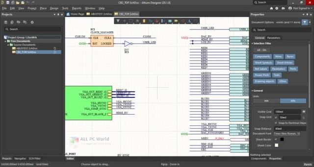 Altium Designer 2020 v20.2 Free Download