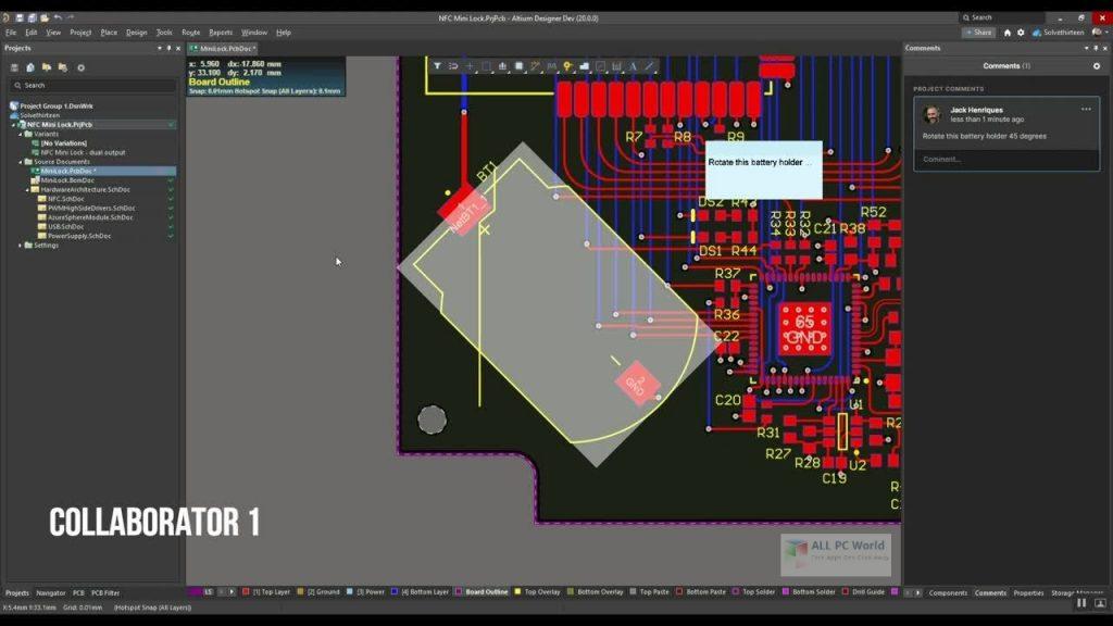 Altium Designer 2020 v20.2 One-Click Download