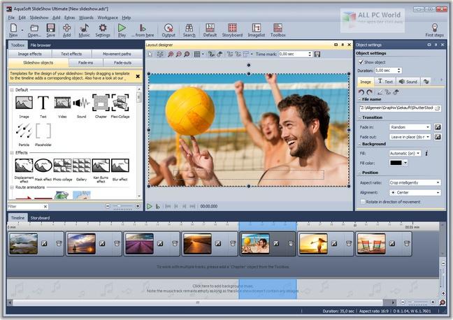 AquaSoft SlideShow Ultimate 11.8 Direct Download Link