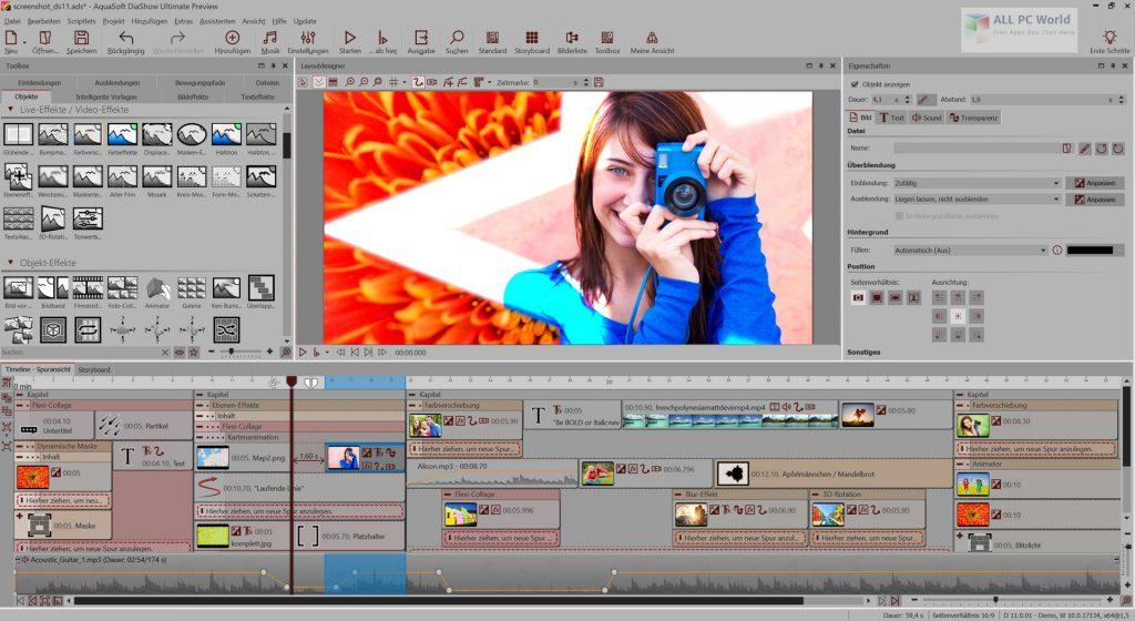 AquaSoft SlideShow Ultimate 12.1 One-Click Download