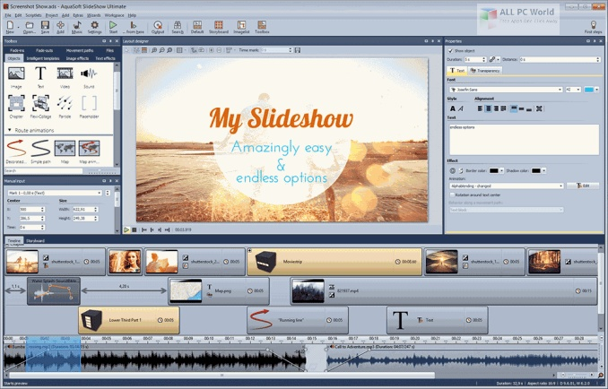 AquaSoft SlideShow Premium 12.1