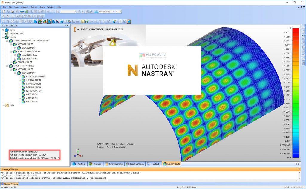 Autodesk Inventor Nastran 2021 Download