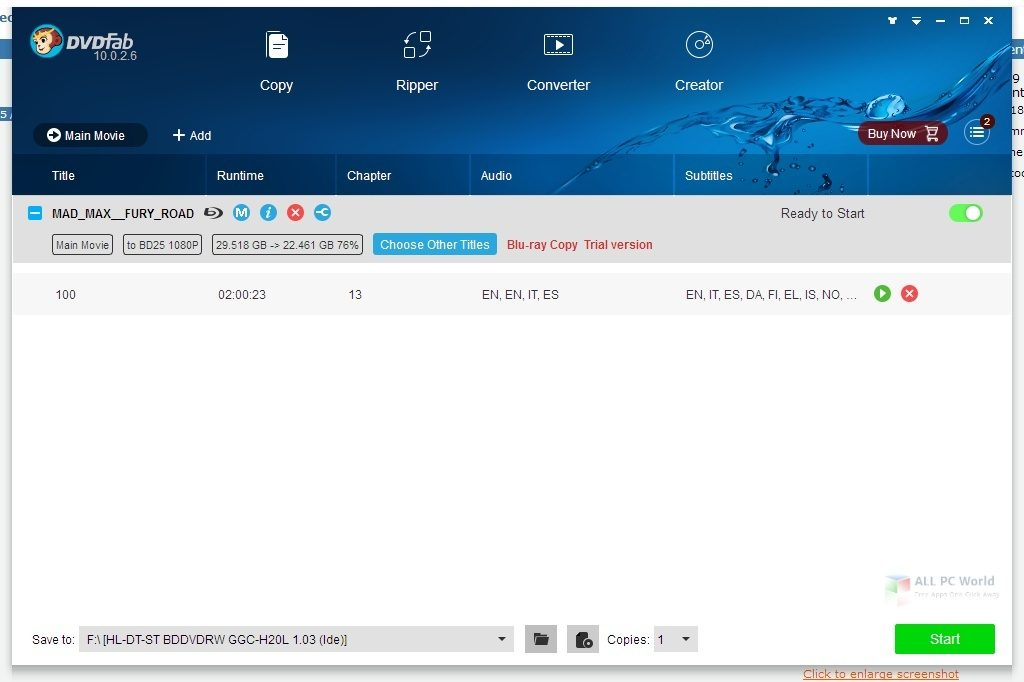 DVDFab 2020 v11.0 Free Download