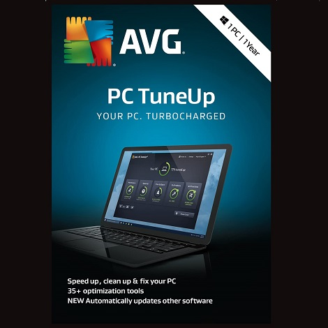 Download AVG PC TuneUp 20.1