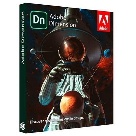 Download Adobe Dimension CC 2020 v3.3