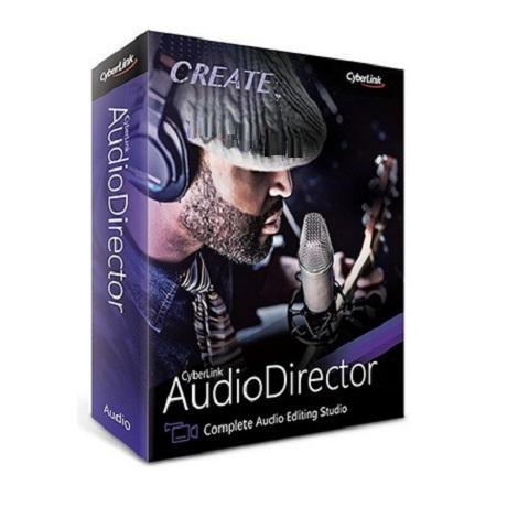 Download CyberLink AudioDirector 2020