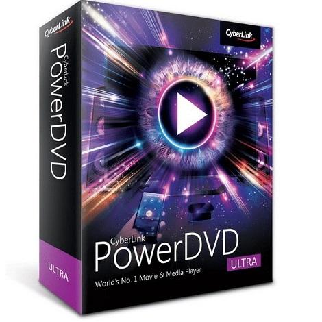 Download CyberLink PowerDVD Ultra 20.0