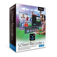 Download CyberLink Screen Recorder Deluxe 4.2