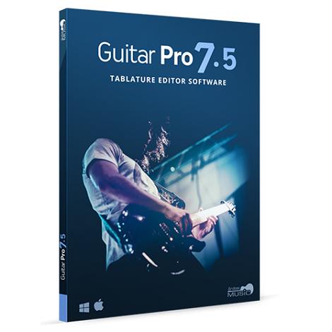 Download Guitar Pro 7.5