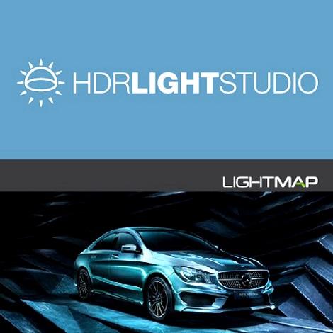Download Lightmap HDR Light Studio Xenon 7.1