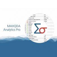 Download MAXQDA Analytics Pro 2020 R20.2