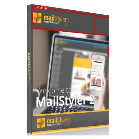 Download MailStyler Newsletter Creator 2020 v2.8