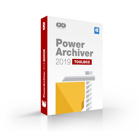 Download PowerArchiver Professional 2019