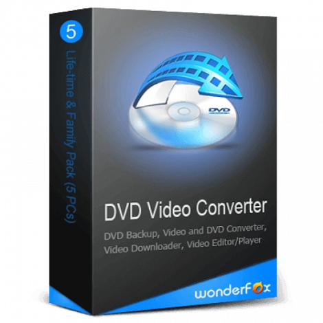 Download WonderFox DVD Video Converter 21.0