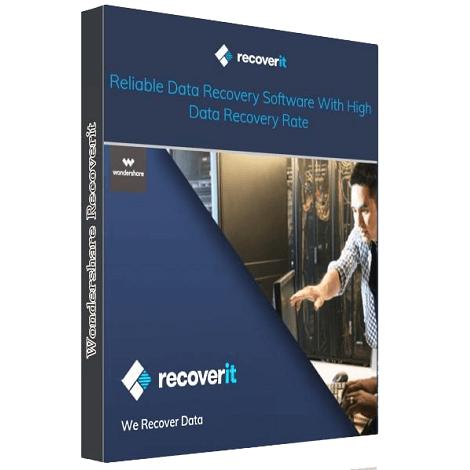 Download Wondershare Recoverit 9.0