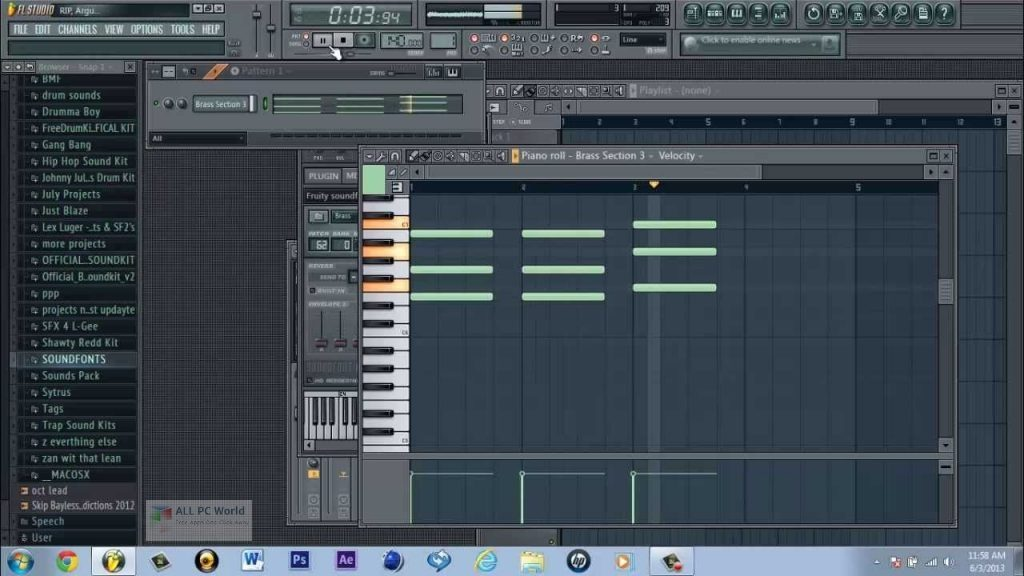 FL Studio Producer Edition 20.7 Free Download