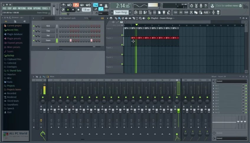 FL Studio Producer Edition 20.7 One-Click Download