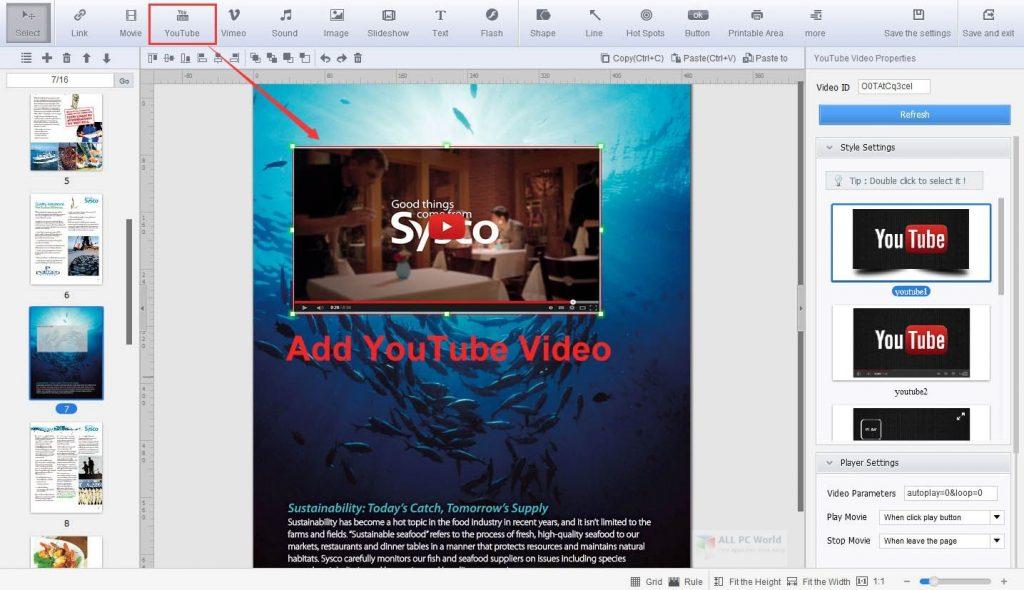 FlipBuilder Flip PDF Pro 2020 One-Click Download