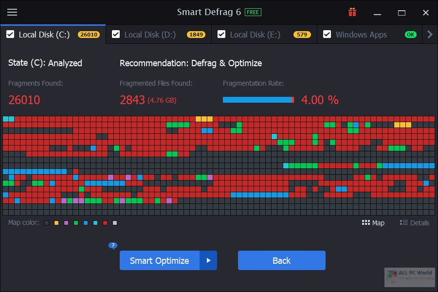 IObit Smart Defrag Pro 6.6 Direct Download Link