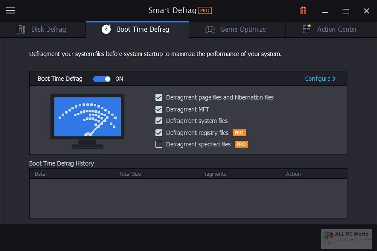 IObit Smart Defrag Pro 6.6 One-Click Download