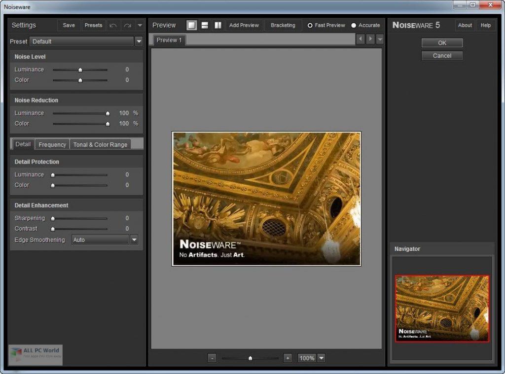 Imagenomic Noiseware 5.1.2 Direct Download LInk