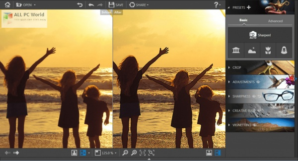InPixio Photo Focus Professional 4.11 Direct Download Link