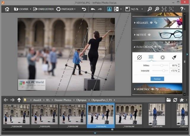 InPixio Photo Focus Professional 4.11 Full Version