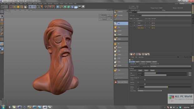 Maxon CINEMA 4D S23 Free Download