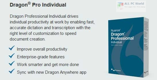 Nuance Dragon Professional Individual 2020 One-Click Download