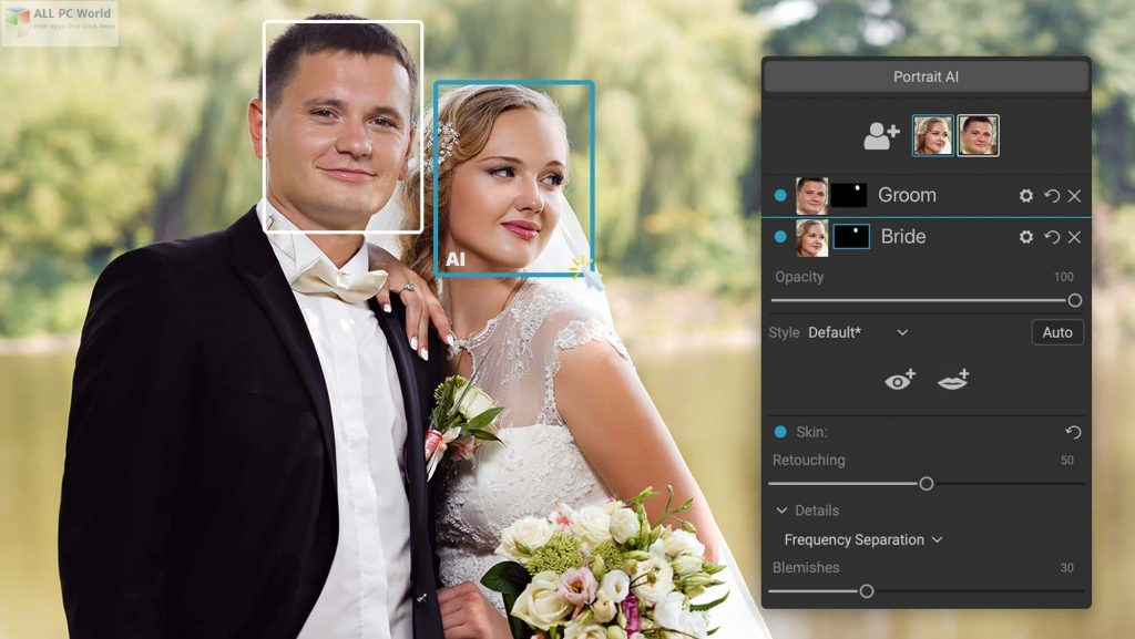 ON1 Portrait AI 2021 v15.0 Free Download