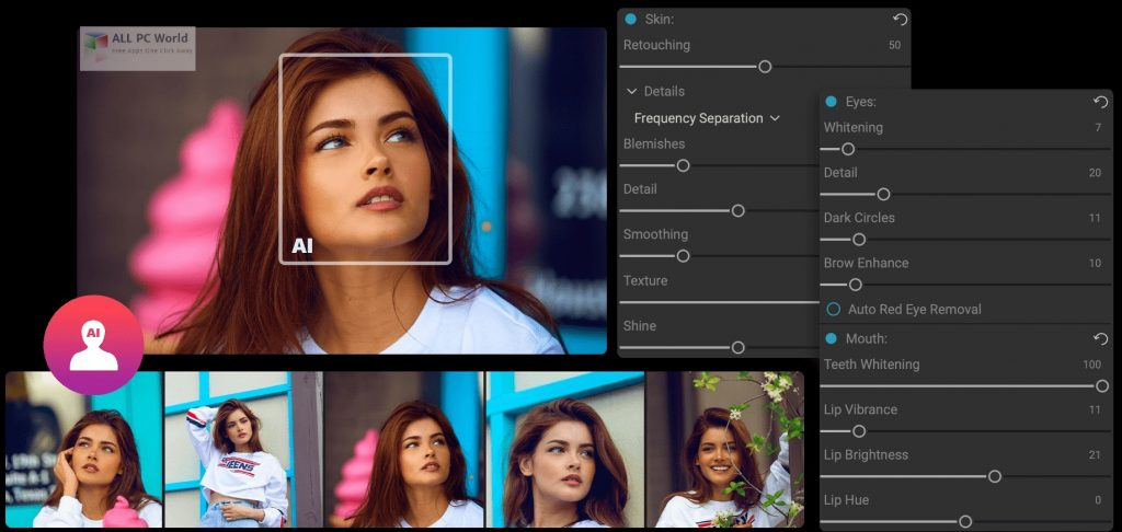ON1 Portrait AI 2021 v15.0 One-Click Download