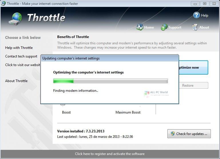 PGWARE Throttle 8.9 Download