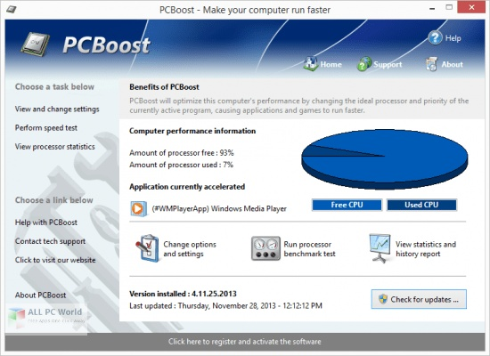 PGWARE Throttle 8.9 One-Click Download