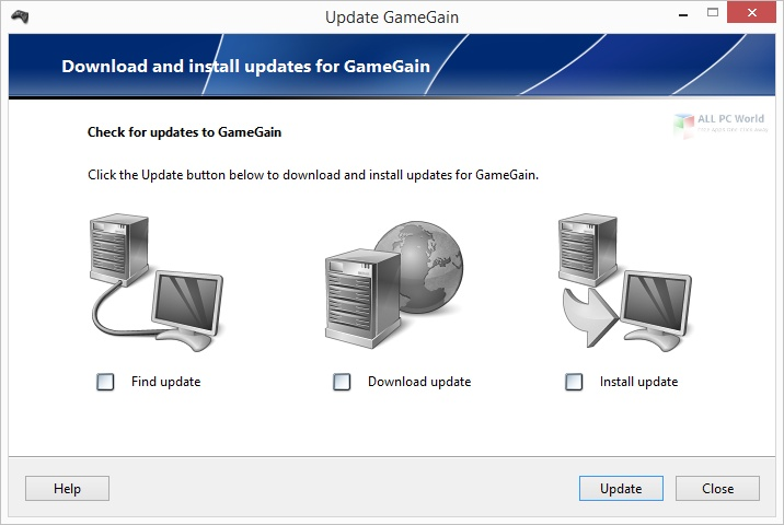 PGWare GameGain 4.9 One-Click Download
