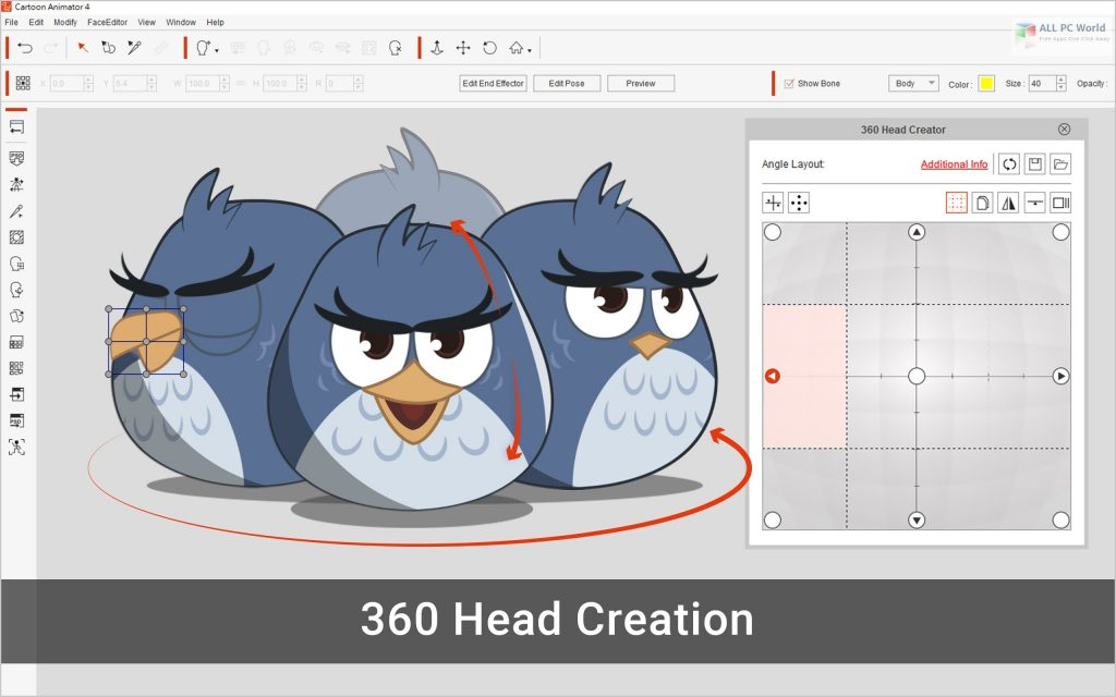 Reallusion Cartoon Animator 4.3 Direct Download Link