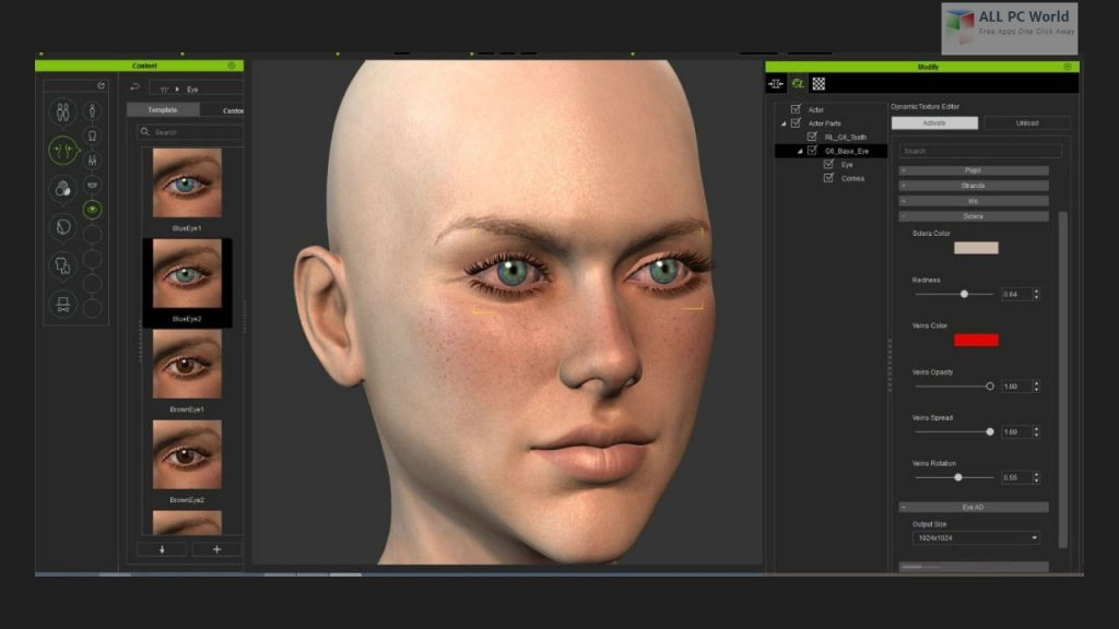 Reallusion Character Creator 3.31 Direct Download Link