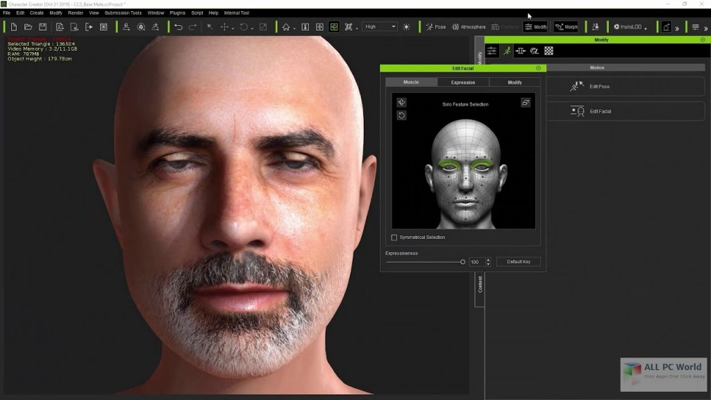 Reallusion Character Creator 3.31 One-Click Download