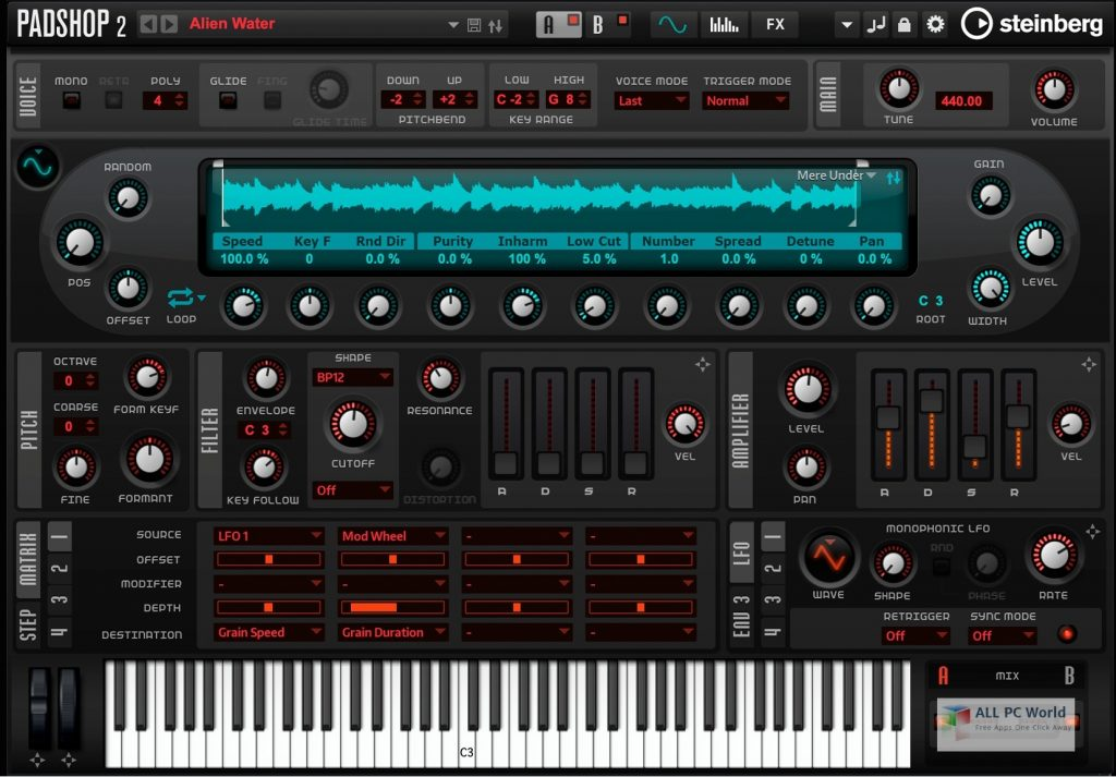 Steinberg PadShop 2 One-Click Download
