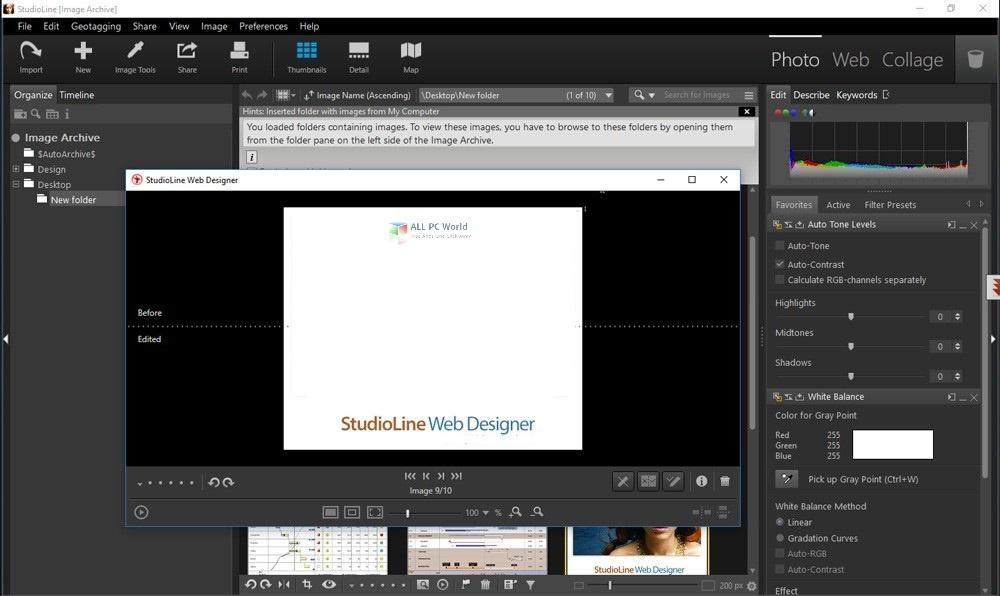 StudioLine Web Designer 4.2 Direct Download Link