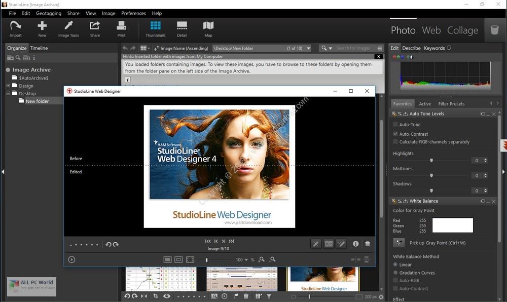 StudioLine Web Designer 4.2 One-Click Download