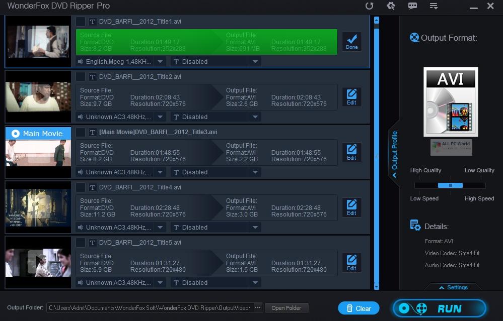 WonderFox DVD Ripper Pro 16.0 Direct Download Link
