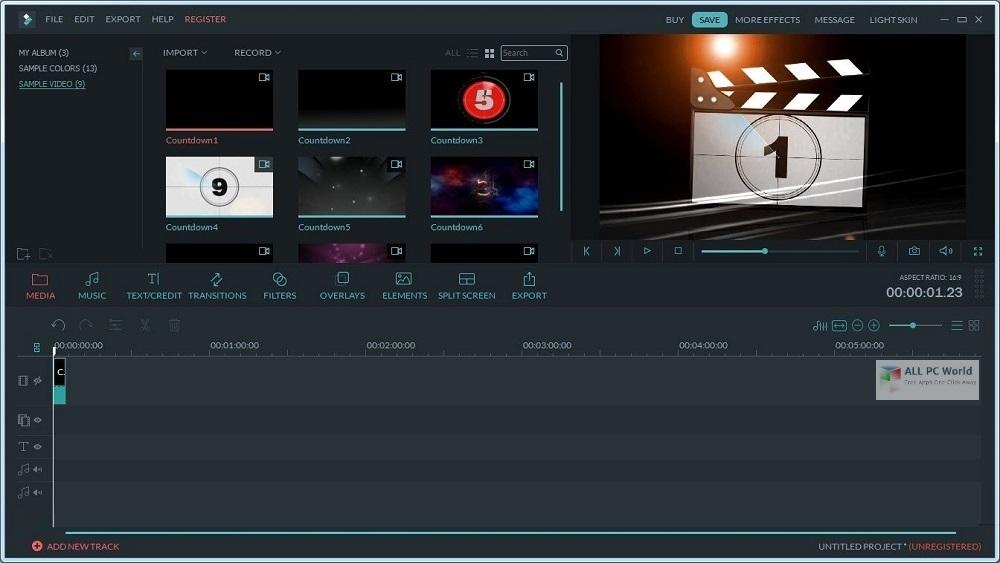Wondershare Filmora 2020 v9.6 Free Download