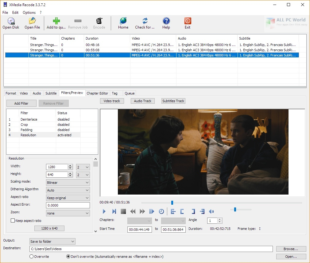 XMedia Recode 3.5 Direct Download Link