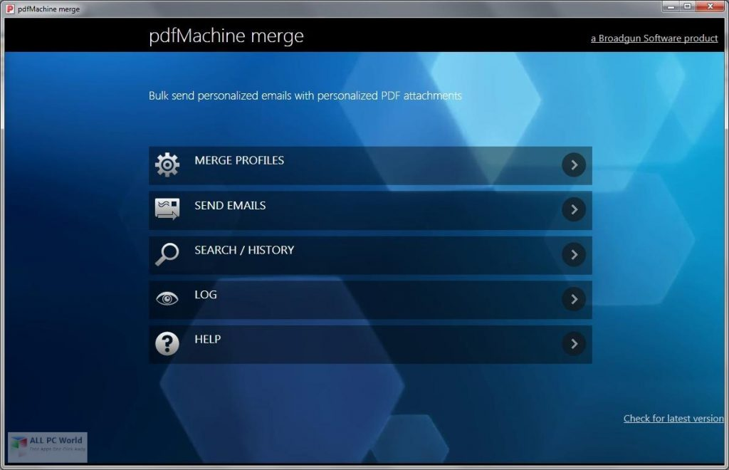 pdfMachine merge 2020 Direct Download Link