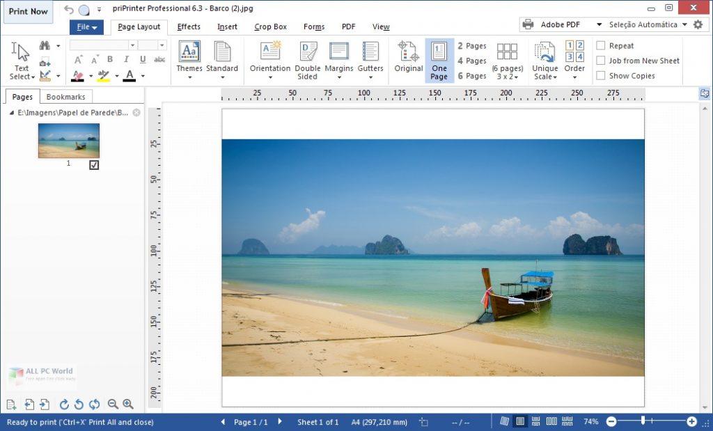 priPrinter Professional 6.6 Free Download