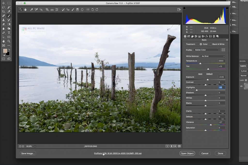 Adobe Camera Raw 13 One-Click Download