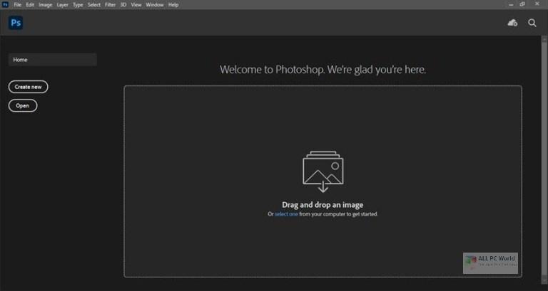 Adobe Photoshop CC 2021 v22.0 Direct Download Link