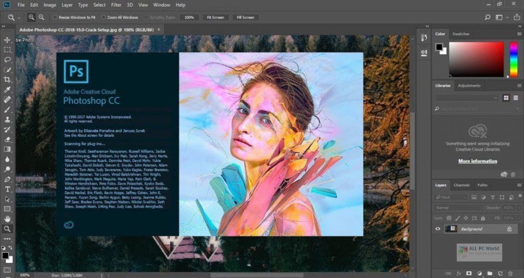 Adobe Photoshop CC 2021 v22.0 One-Click Download