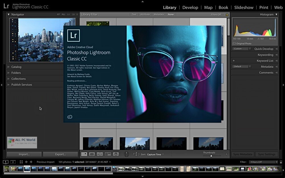 Adobe Photoshop Lightroom Classic CC 2021 v10.0 Free Download